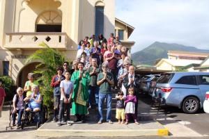 Wailuku Jodo Mission New Year's Party 2019