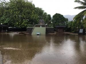 雨の浄土院